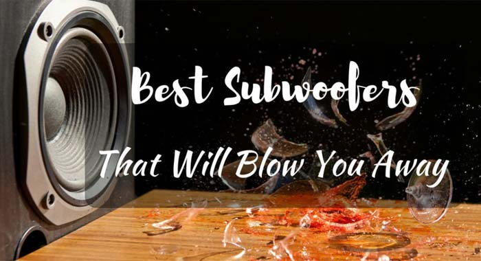 Best Subwoofers