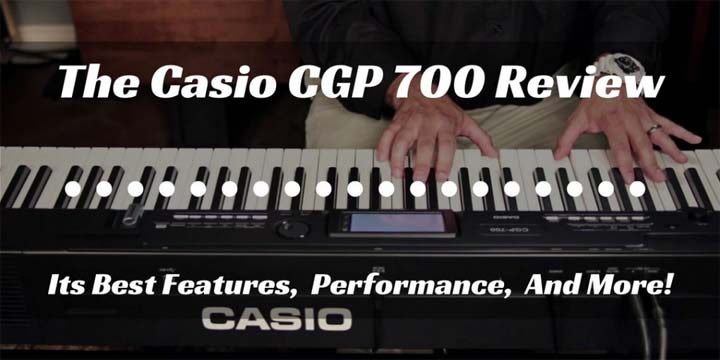 Casio CGP 700 Review