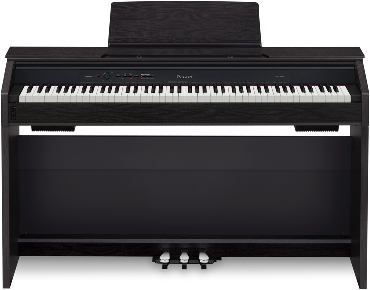 Casio PX860 BK Privia Digital Piano