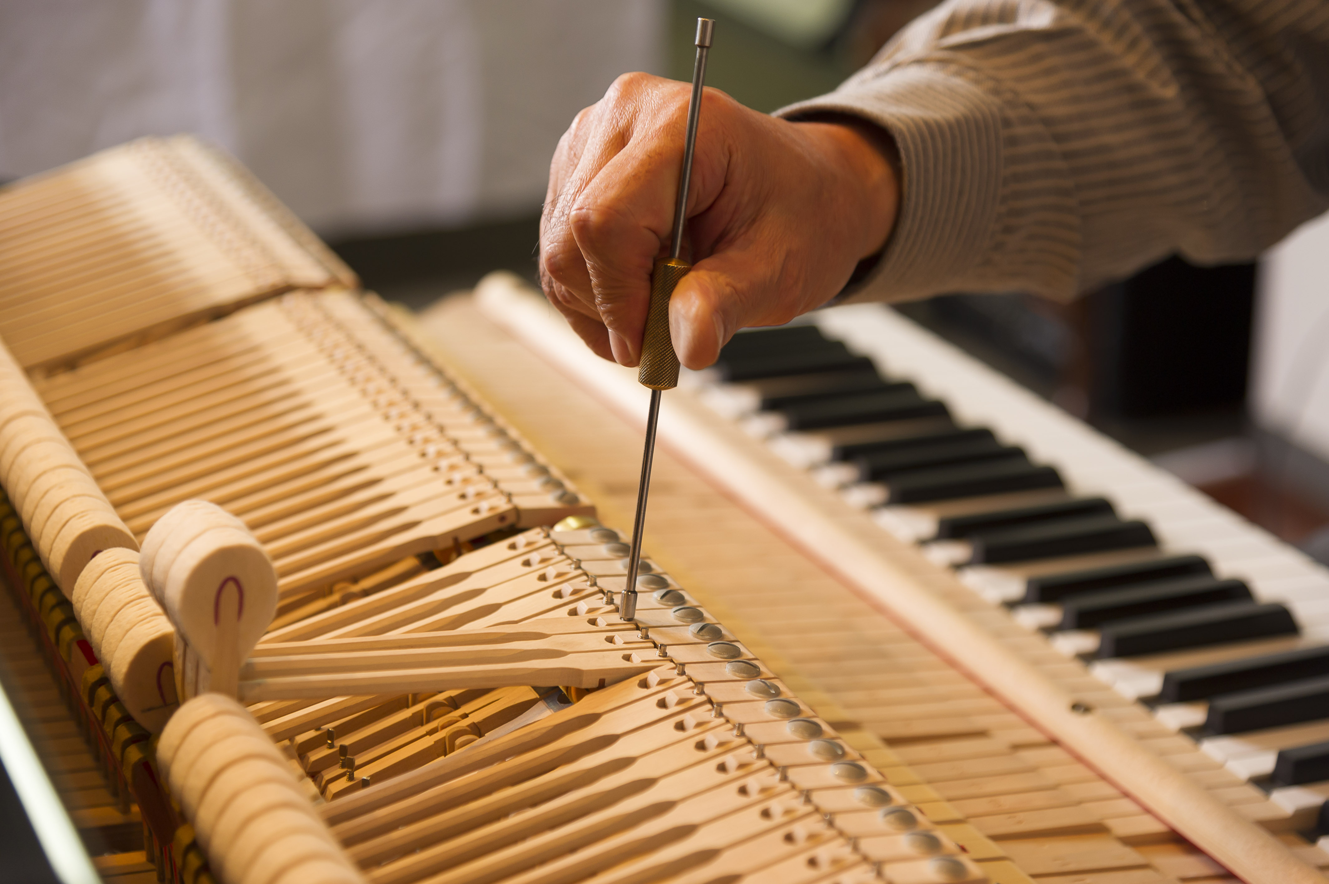 How Much To Tune A Piano