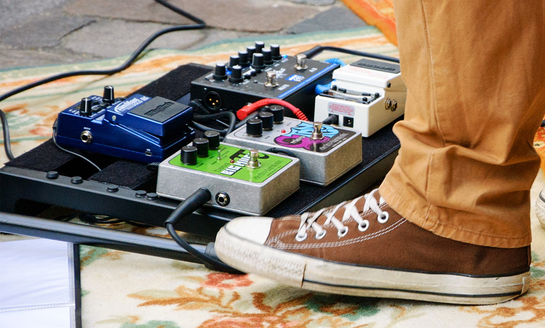 Best Cheap Guitar Pedals