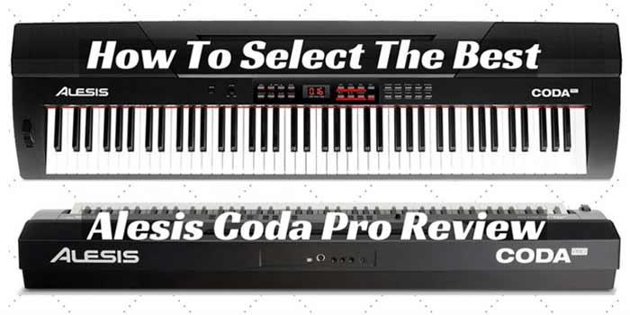 Alesis Coda Pro Review