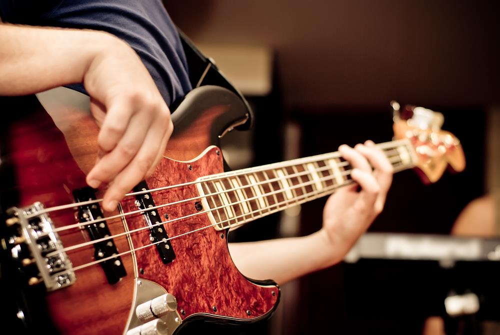 How To Learn Bass Guitar Chords