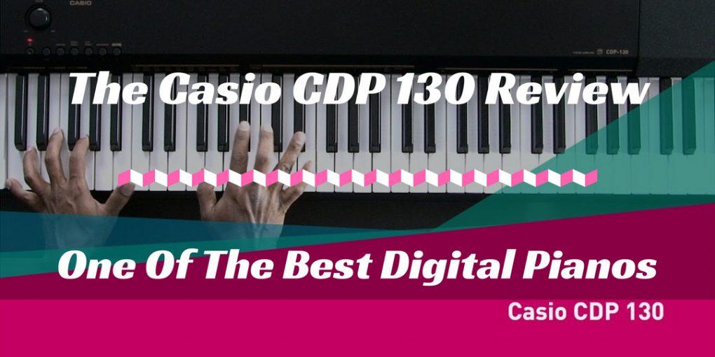 Casio CDP 130
