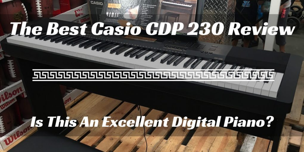 Casio CDP 230