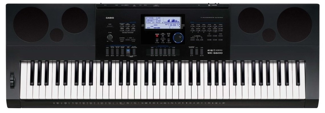 Casio WK 6600 Review