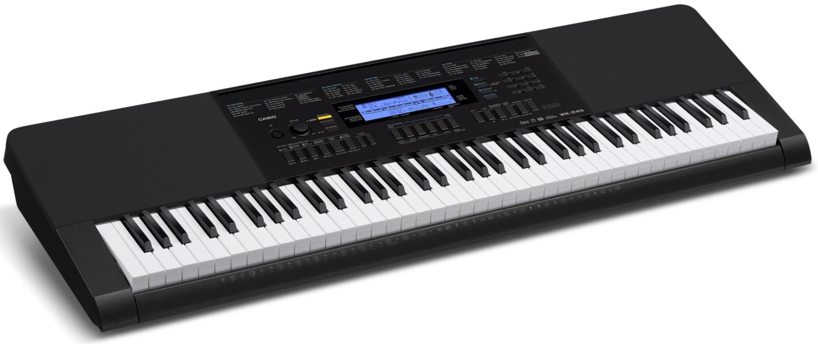 Casio WK245 Review