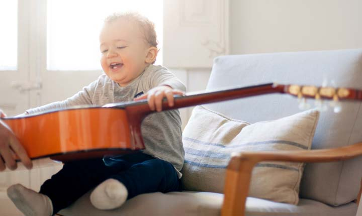 Best Musical Instruments to Be Given to Children