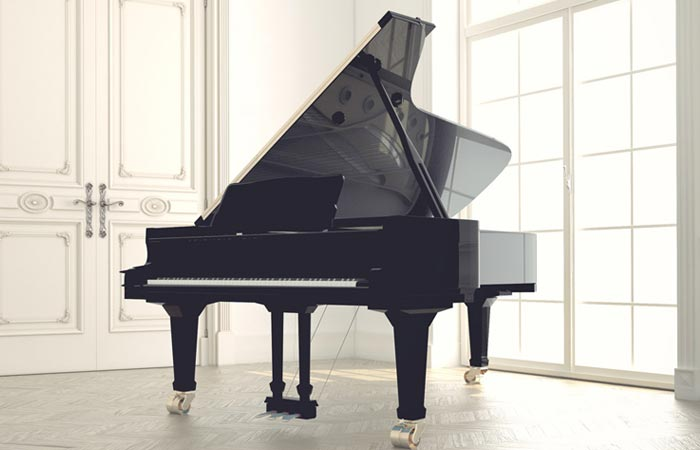 How Much Does A Grand Piano Weigh