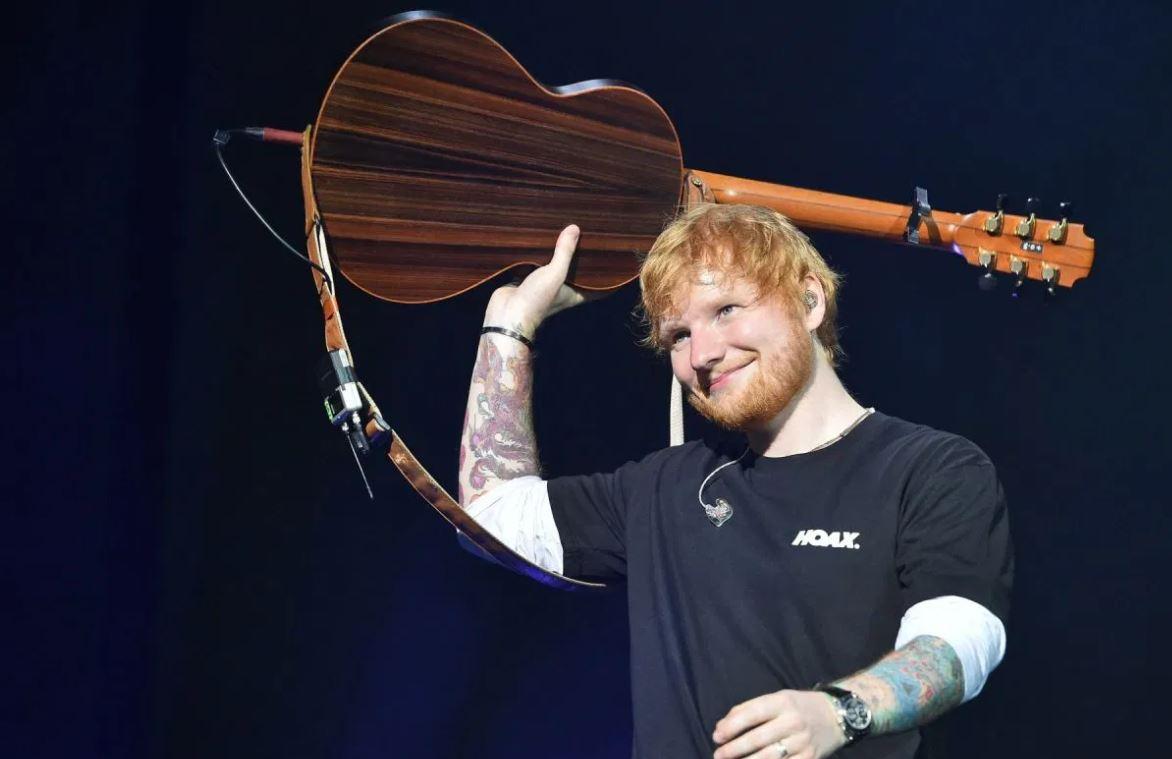 Ed Sheeran Career And Biography